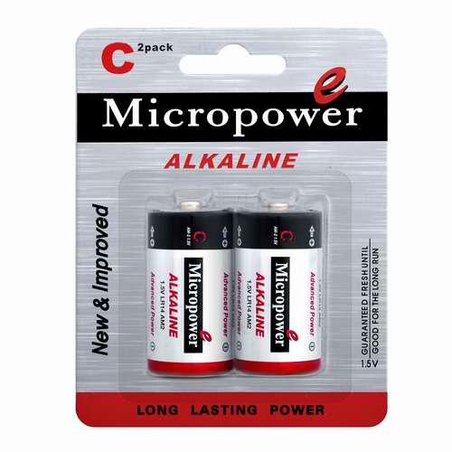 Micropower Lr14 Battery
