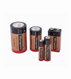 Zinc Carbon Battery 2