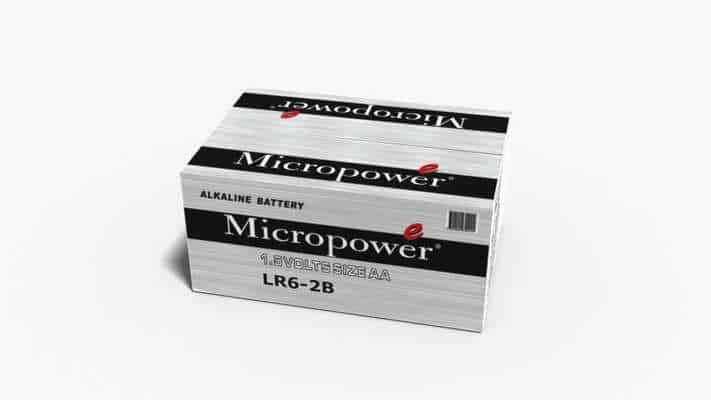 AA Battery OEM-outer carton