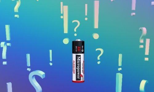 Micropower aa battery