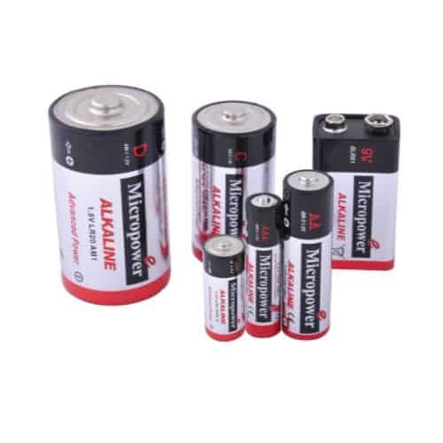 best alkaline batteries manufacturer for toys