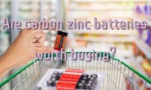 buy carbon zinc battery